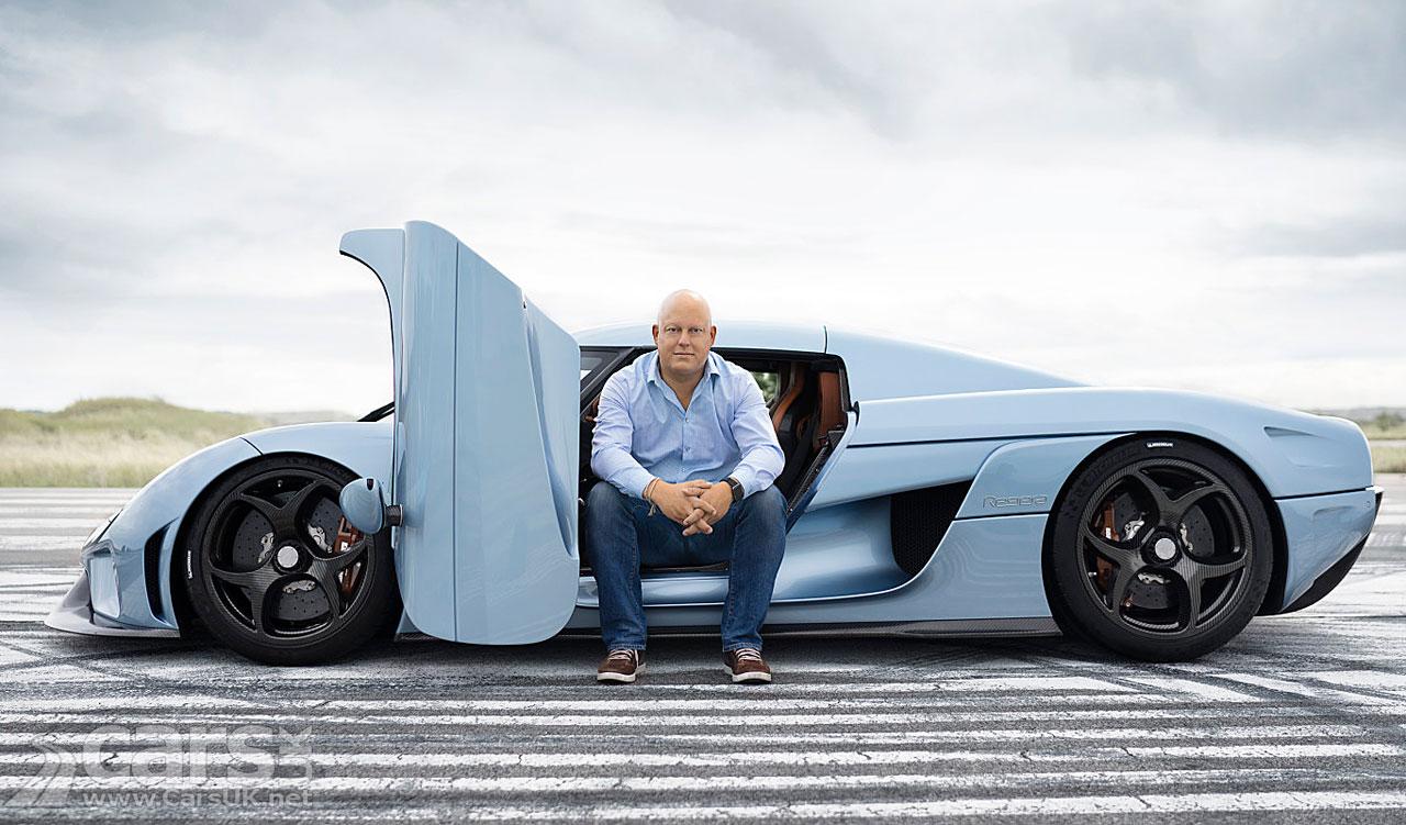 Christian von Koenigsegg is plotting a Hybrid Supercar at under £1 million