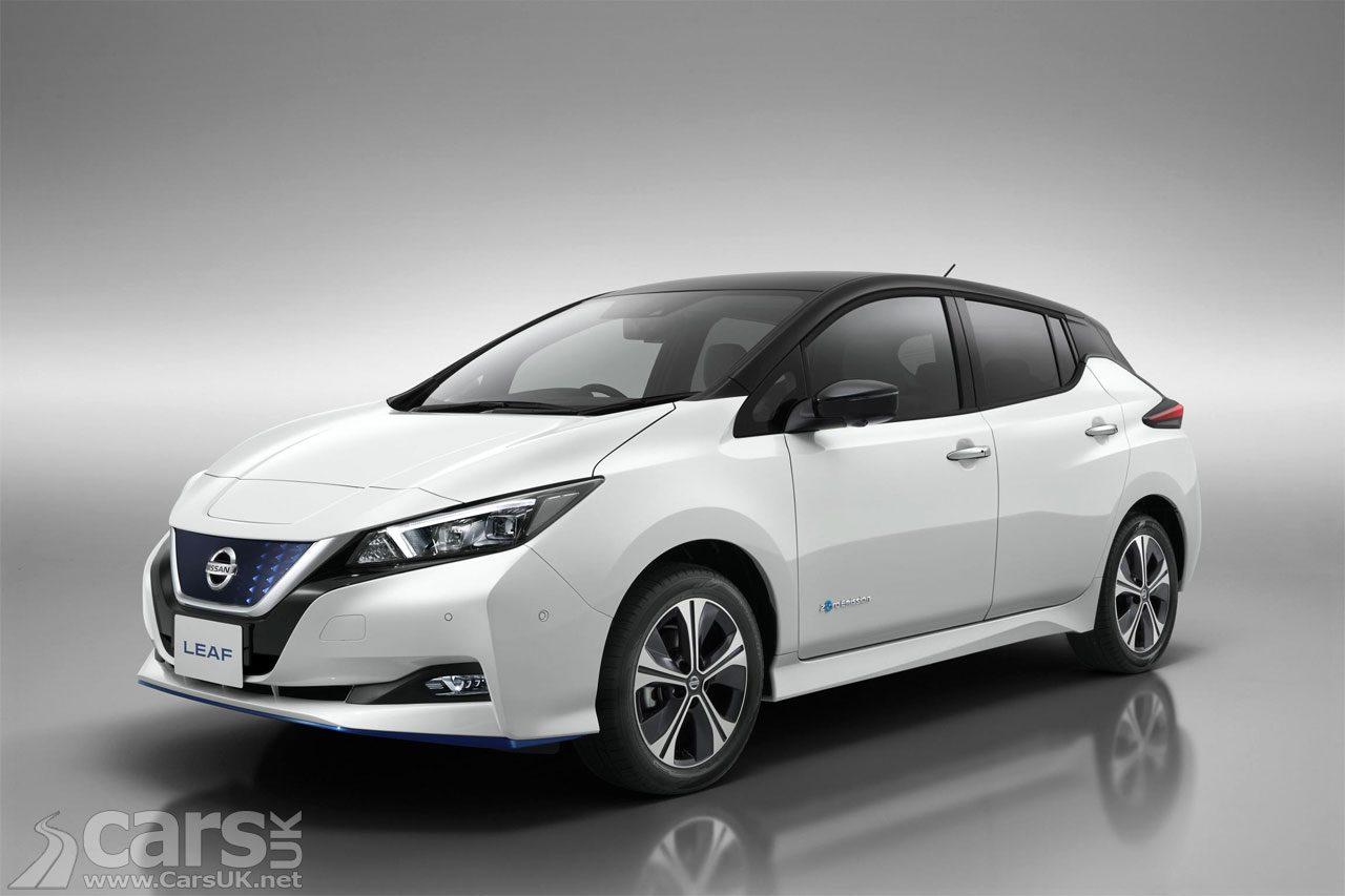 Nissan LEAF 3.0 e+