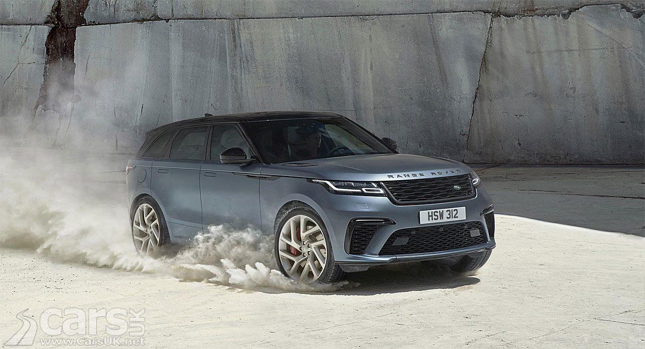 Range Rover SVAutobiography Dynamic Edition