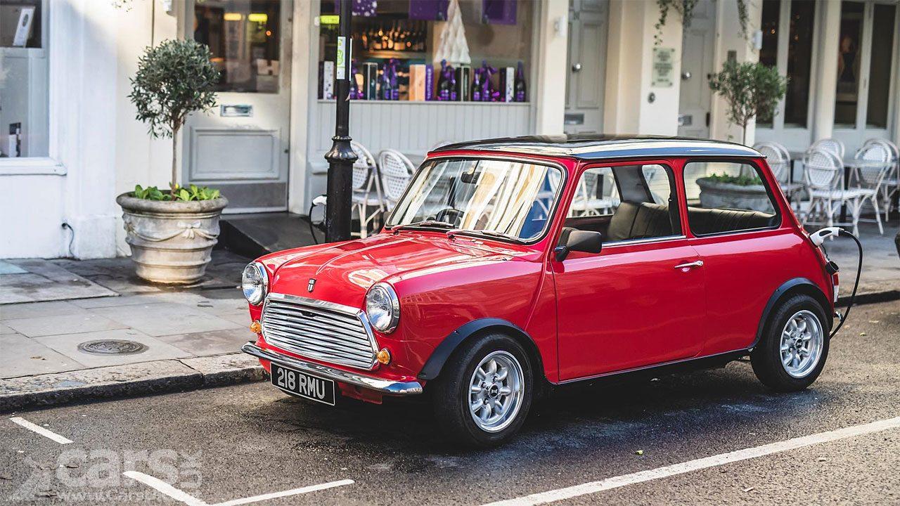 The Swind E Electric Classic Mini