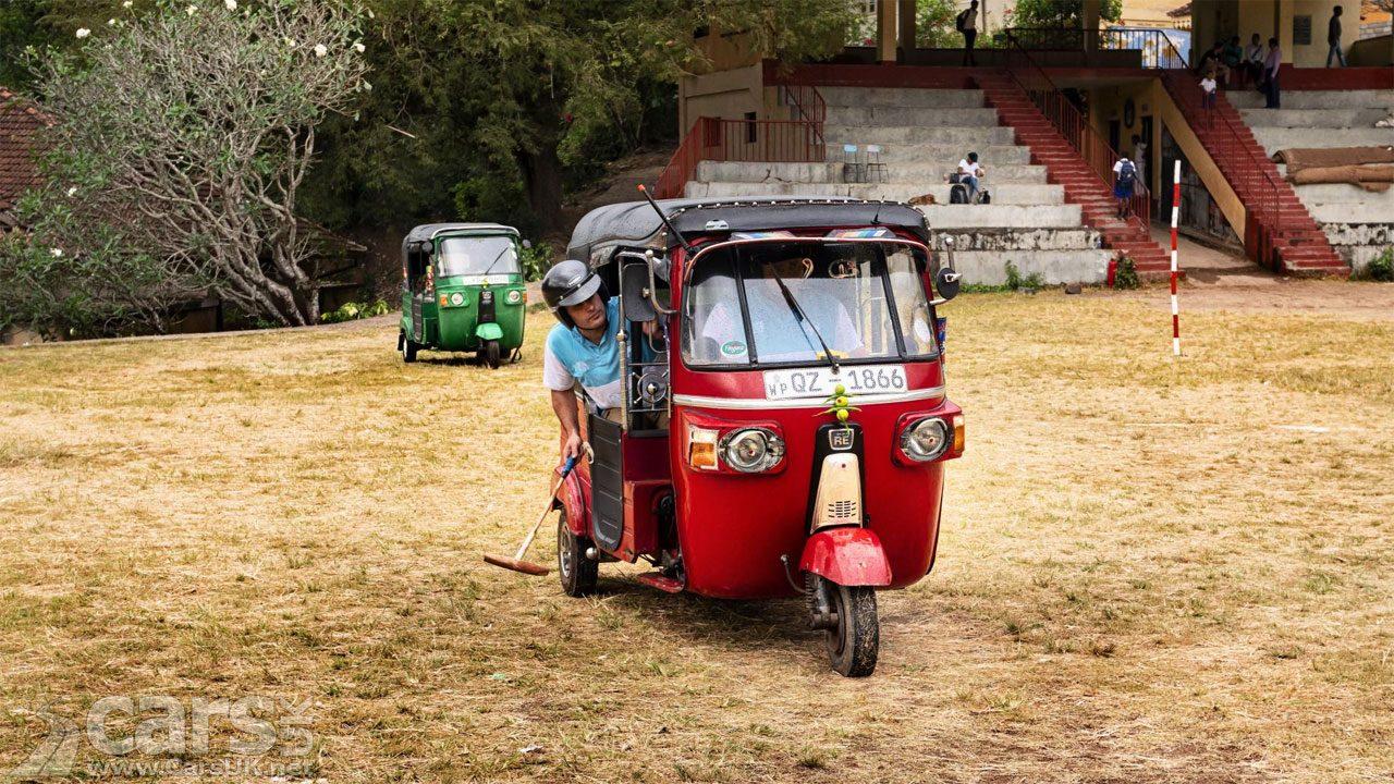 Top Gear Series 26 Episode 2 - the Tuk-Tuk Challenge