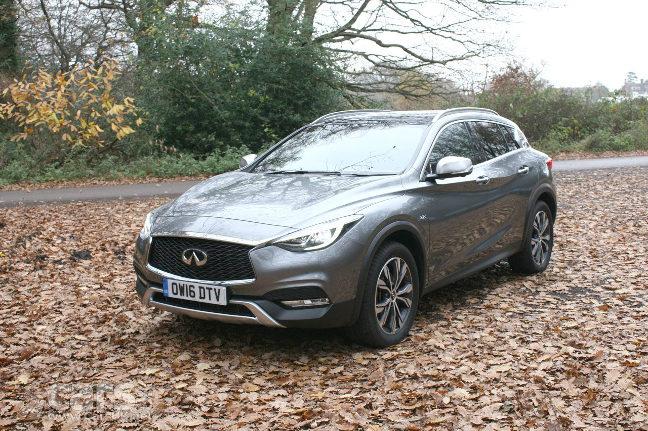 Infiniti PULLS OUT of UK and Europe