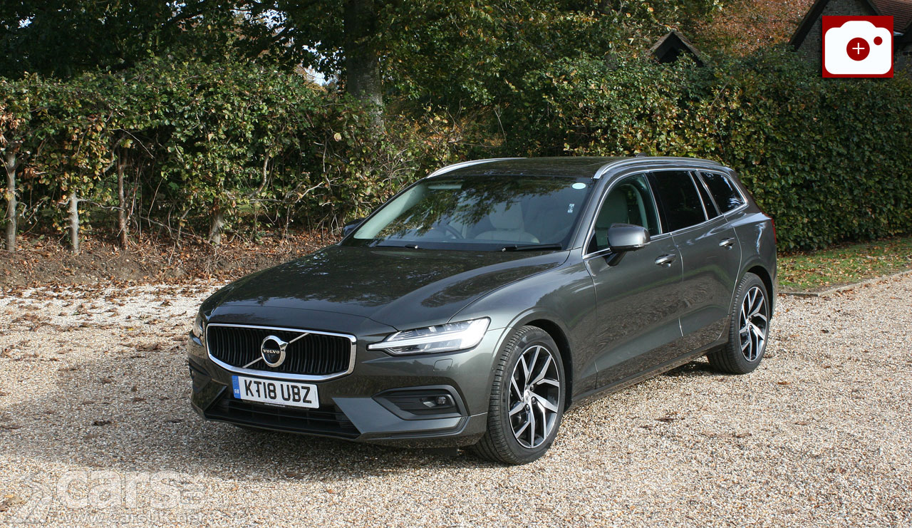 Volvo V60 D4 Momentum Pro Review