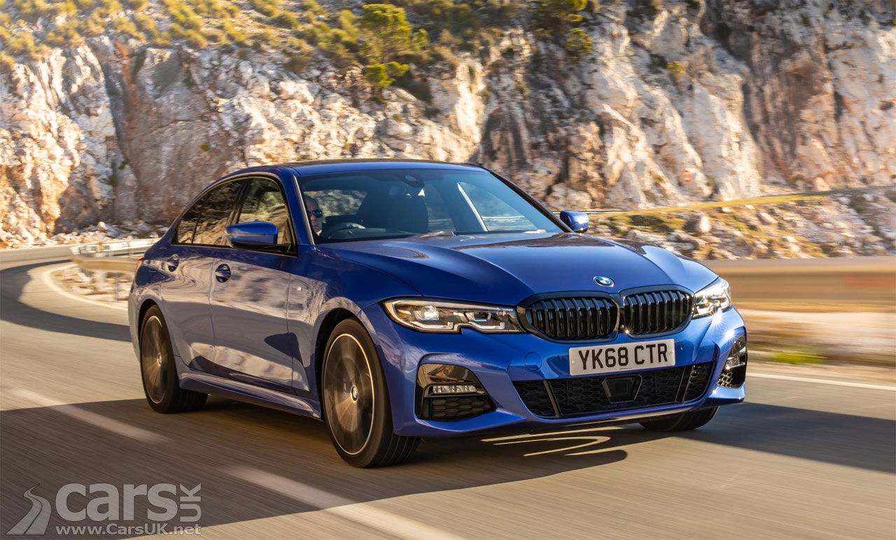 2019 Bmw 3 Series Goes On Sale In The Uk Prices From 32 220 Cars Uk