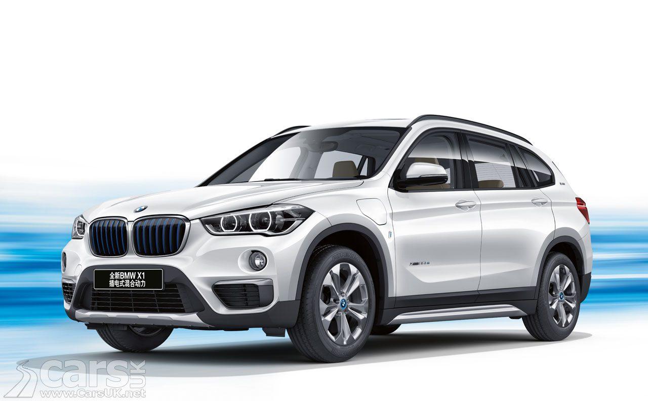 2019 BMW X1 xDrive25Le plug-in hybrid
