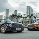 New Bentley Continental GT V8 arrives as GT coupe or GTC cabrio