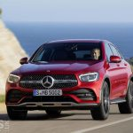 Mercedes GLC Coupe gets a (bit of a) facelift for 2019