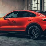 Porsche Cayenne COUPE revealed as Porsche takes the Cayenne in to X6 territory