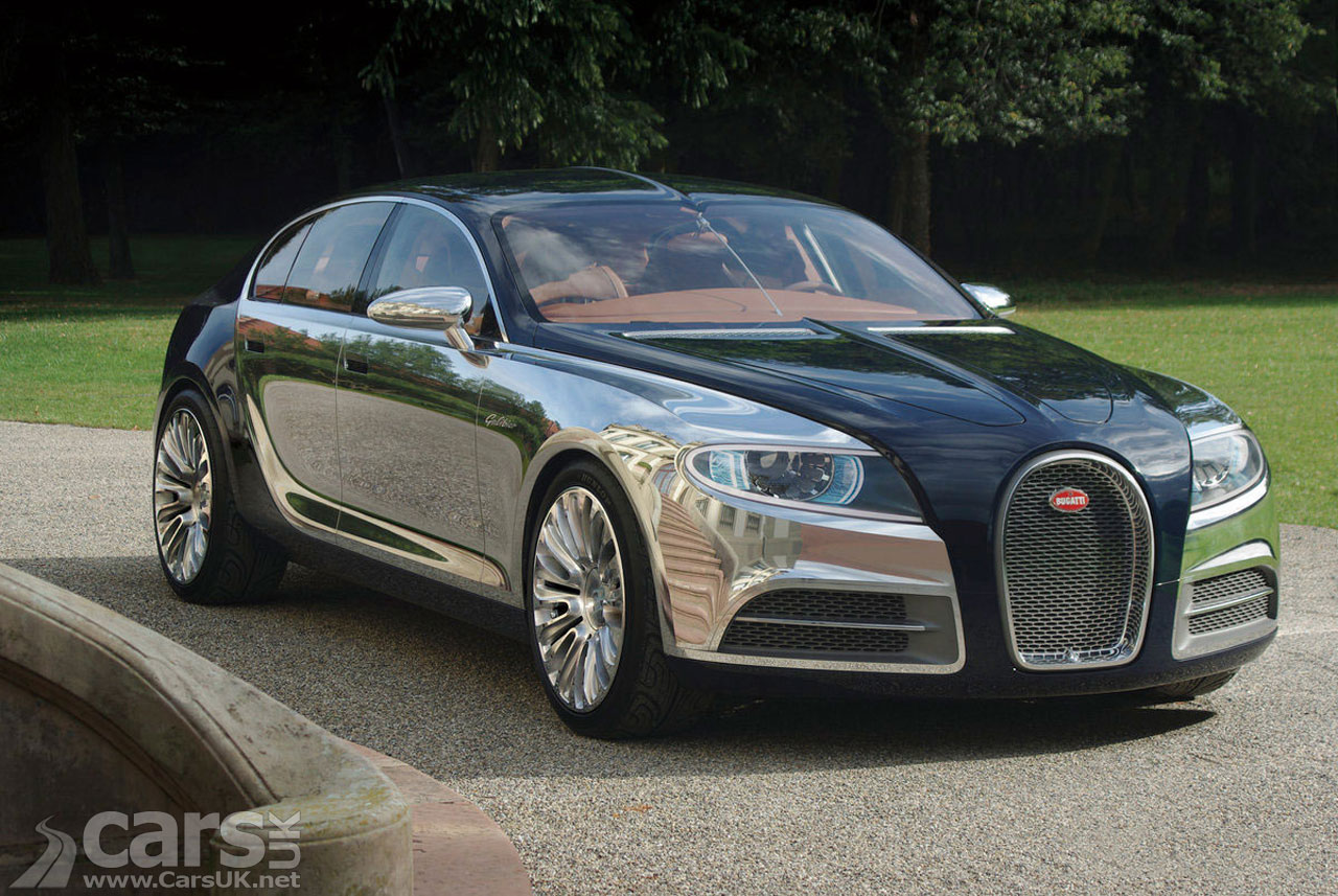 Bugatti Royale four-door Saloon still on the cards