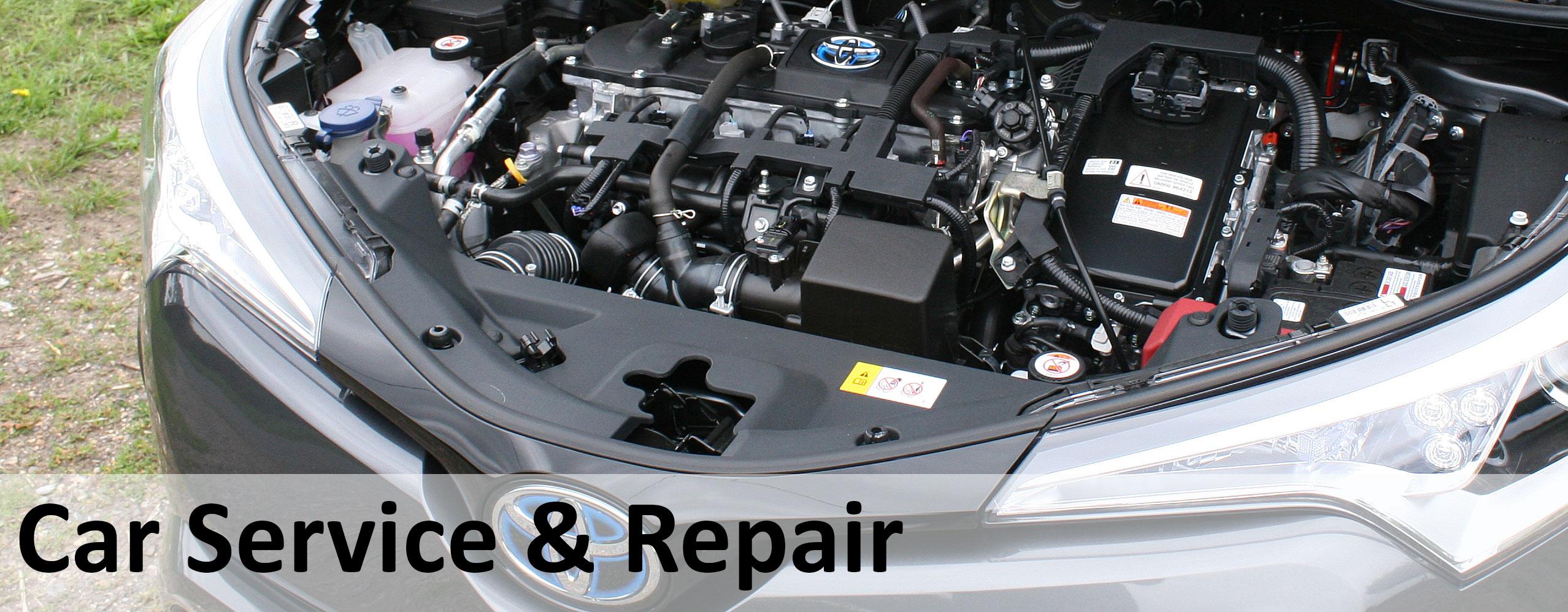 Car Service & Repair