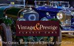 Vintage & Prestige Classic Cars