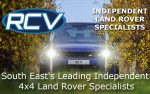 RCV Land Rover Specialists