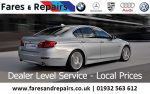 Fares & Repairs | German Car Specialists