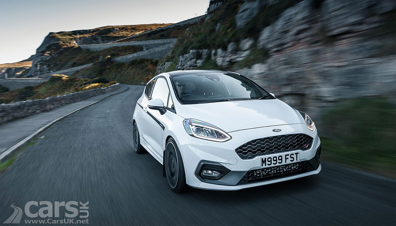 New Ford Fiesta ST gets 222bhp with Mountune M225 Kit
