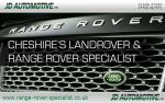 JD Automotive Land Rover Specialists
