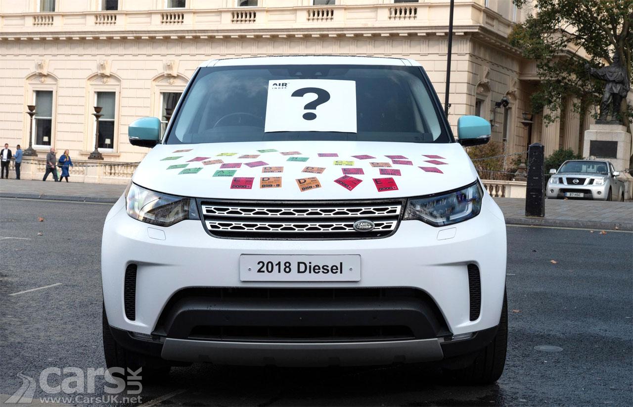Jaguar Land Rover use AIR Index Testing