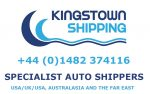 Kingstown Shipping | Car Shipping Specialists