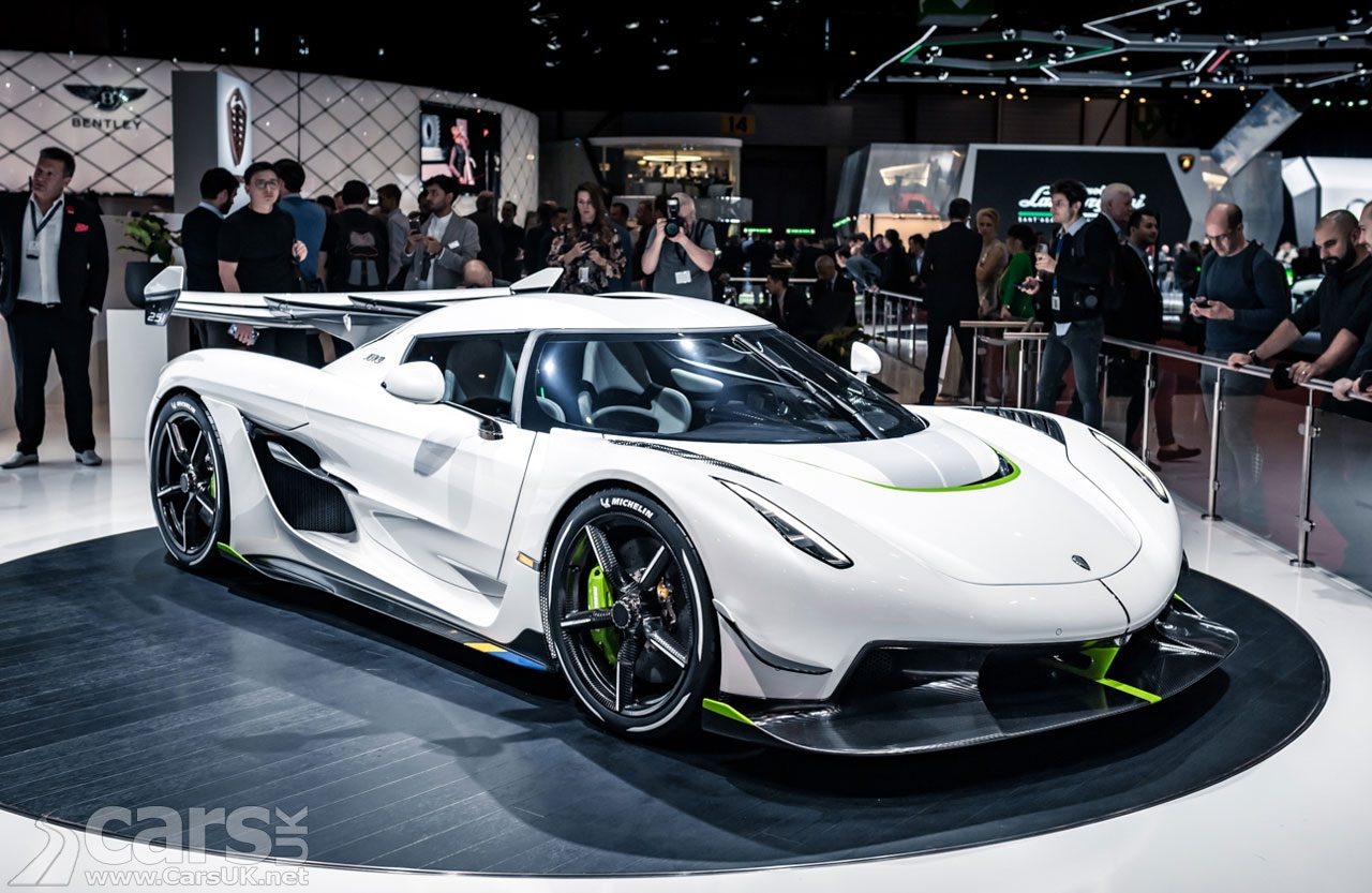 New Koenigsegg Jesko sold out