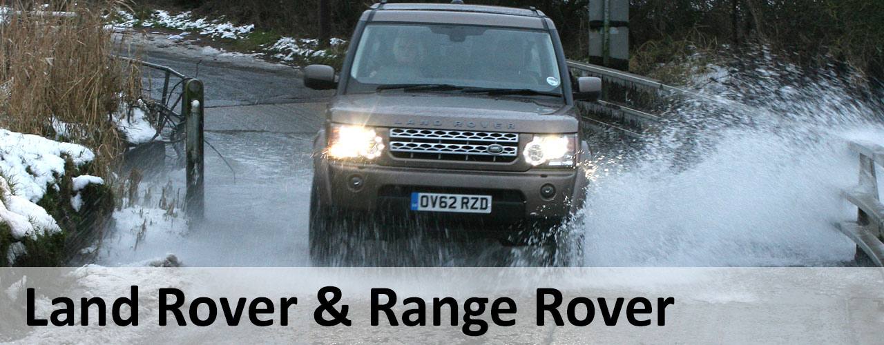 Land Rover and Range Rover Service and Repair