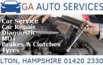 GA Auto Services