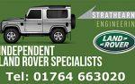 Strathearn Engineering Land Rover