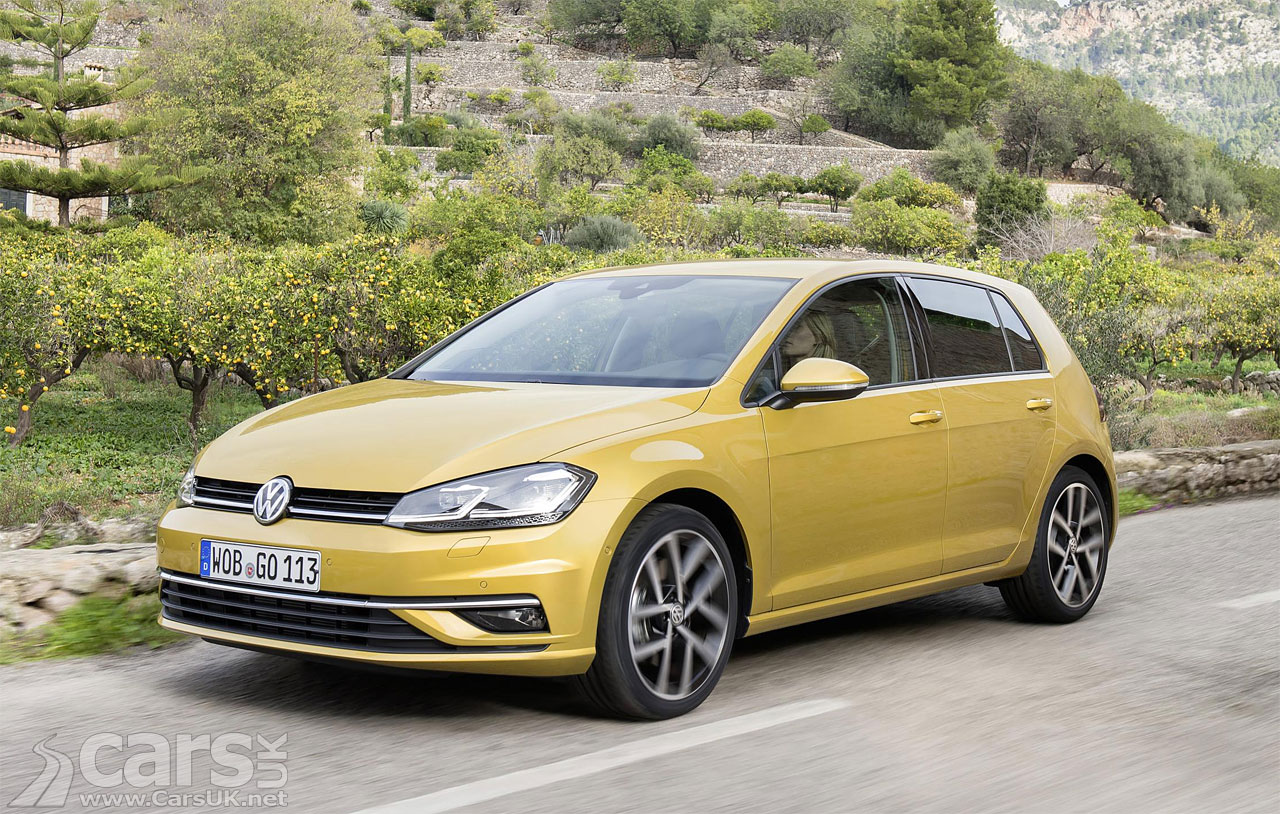 volkswagen golf mk8 launch pushed back to 2020 say german