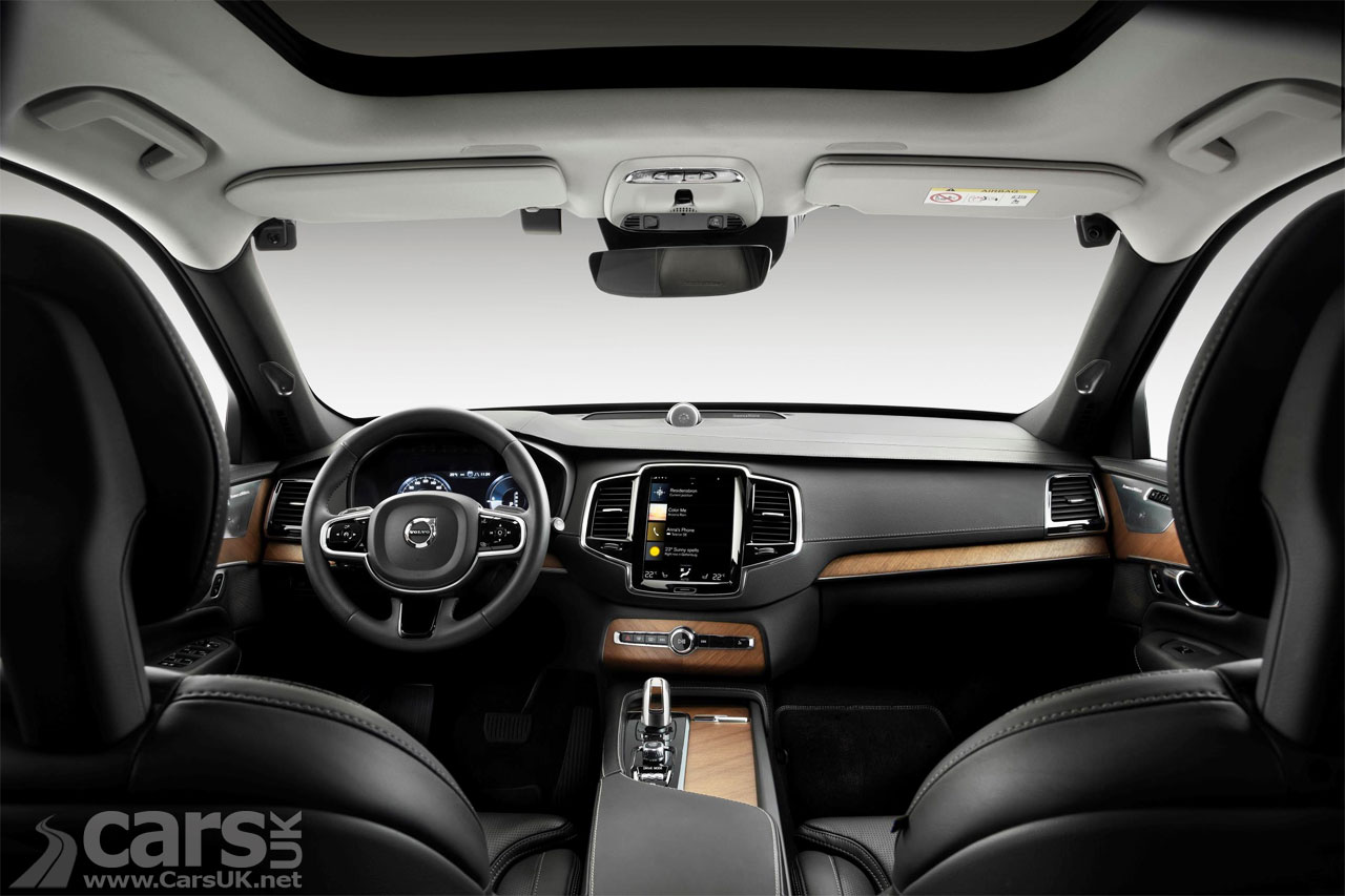 Volvo In-Car Cameras and Speed Limiting Keys