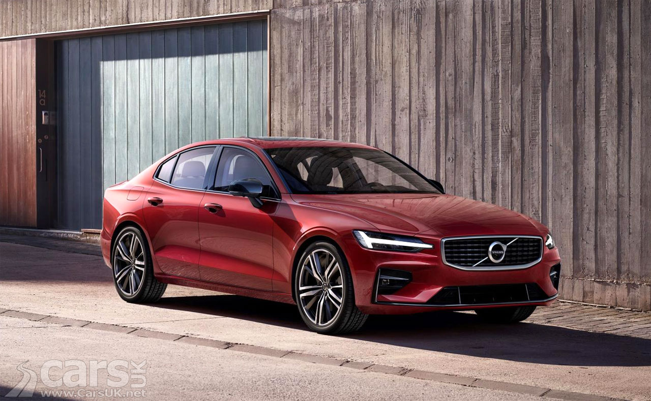 Volvo S60 R-Design Edition