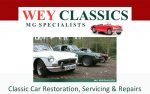 Wey Classics | MG Specialists