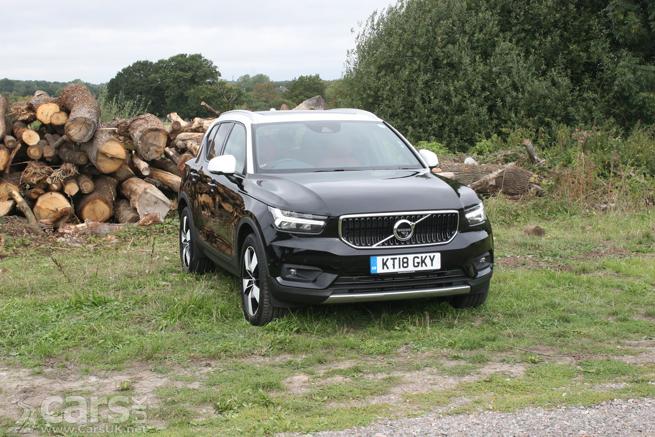 Volvo XC40 to be built in China