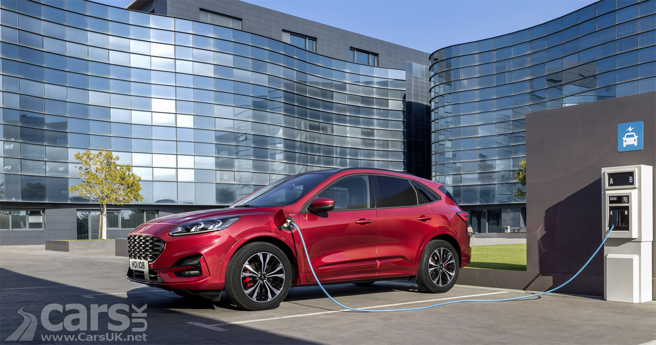Ford relying on HYBRIDS to meet 2021 CO2 emissions