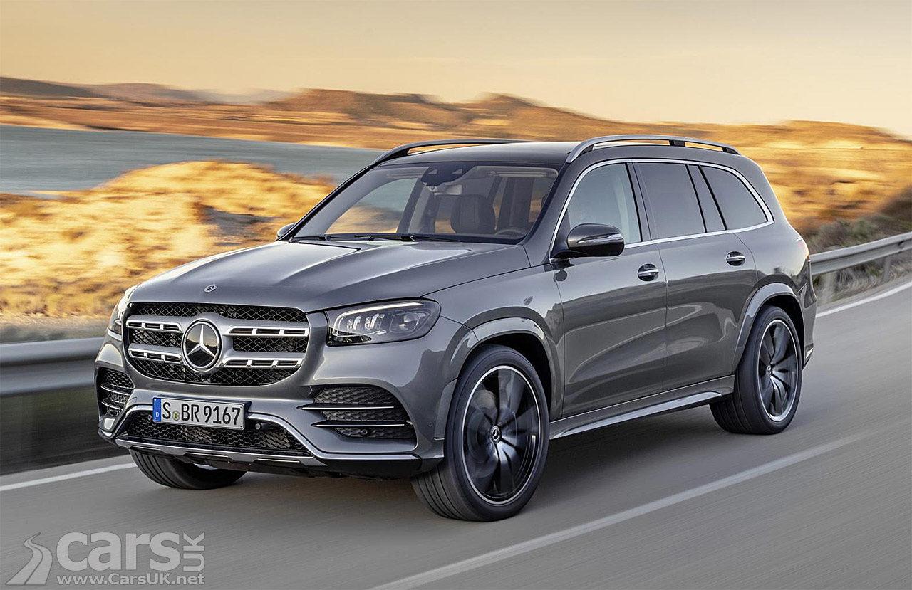 New Mercedes GLS SUV arrives