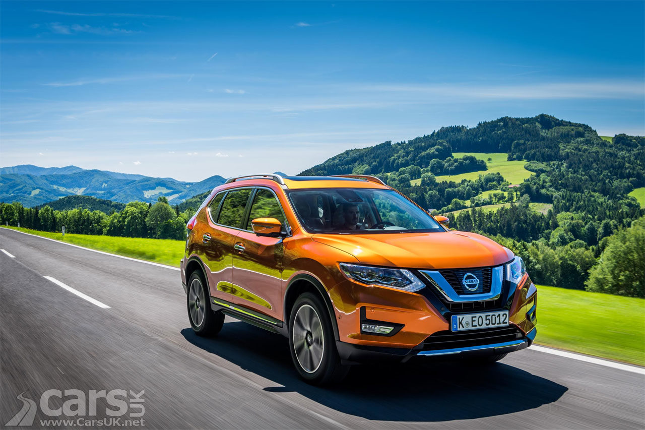 2019 Nissan X-Trail gets new engines and a new Dual Clutch 'box