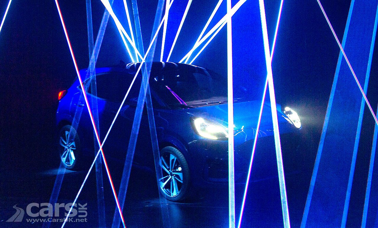 This is the NEW Ford Puma