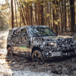 New Land Rover Defender will DEBUT in September say Jaguar Land Rover PR