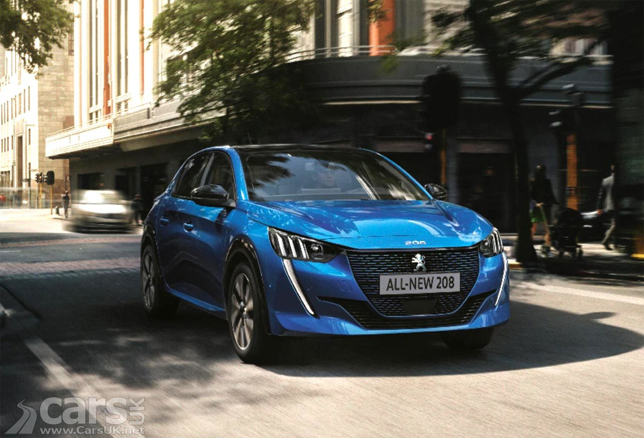 New Peugeot 208 Reservations open early