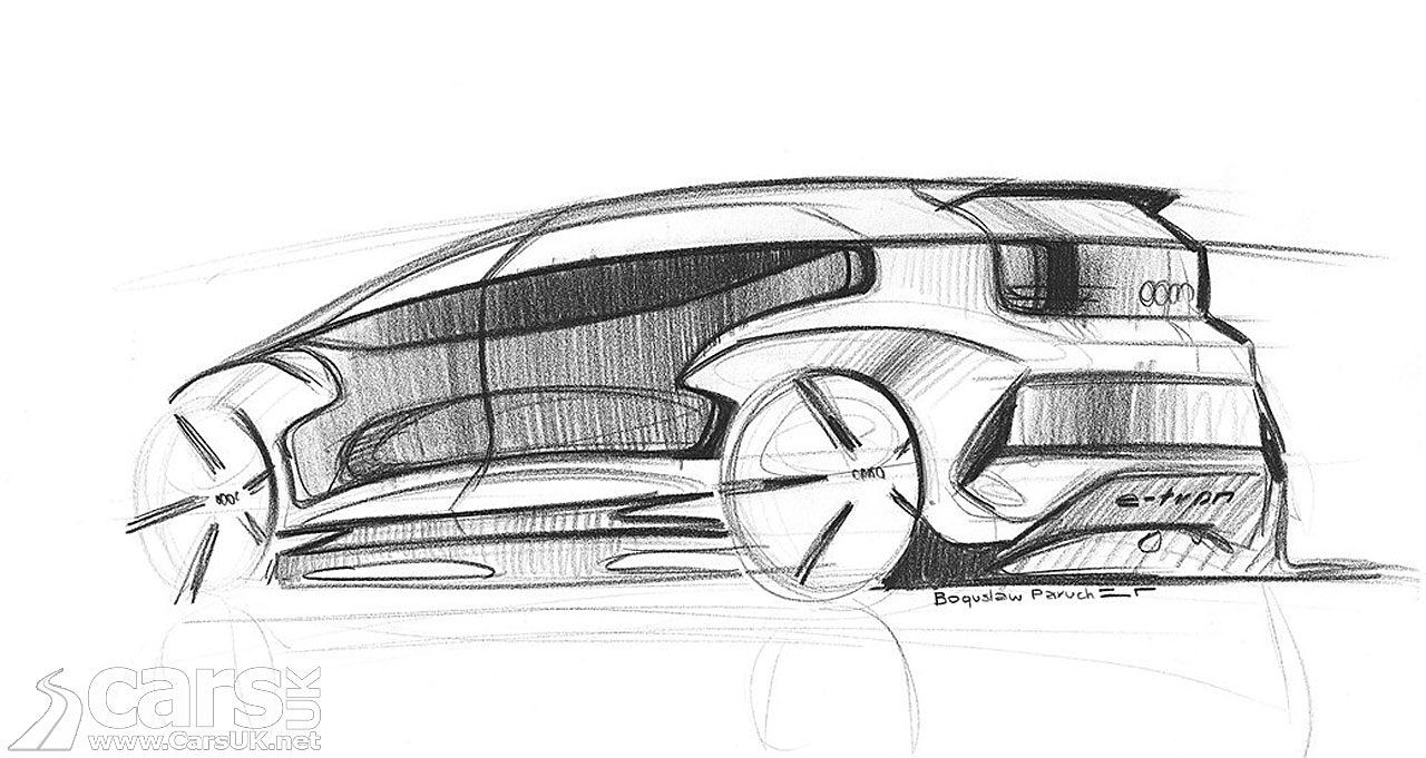 Audi AI:me teased