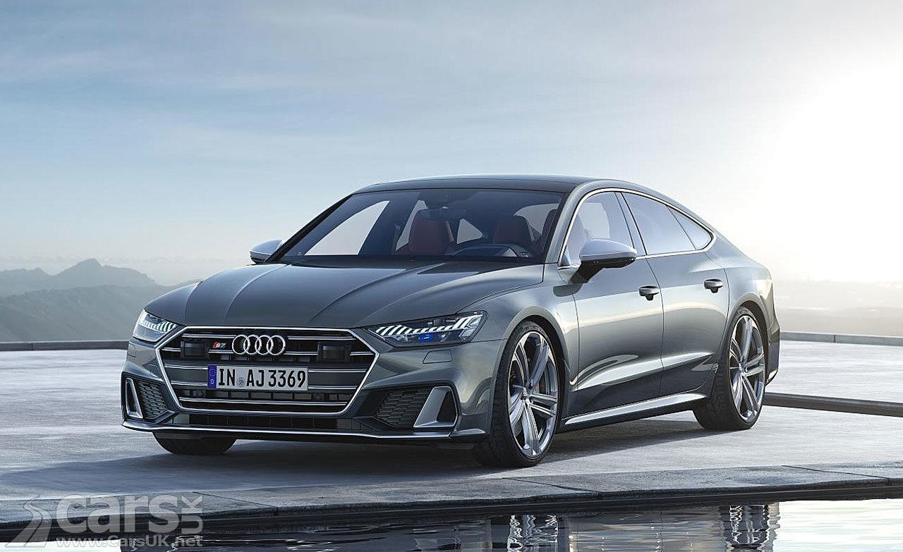 Audi's S6 and S7 go diesel with the SQ5's 48V mild hybrid