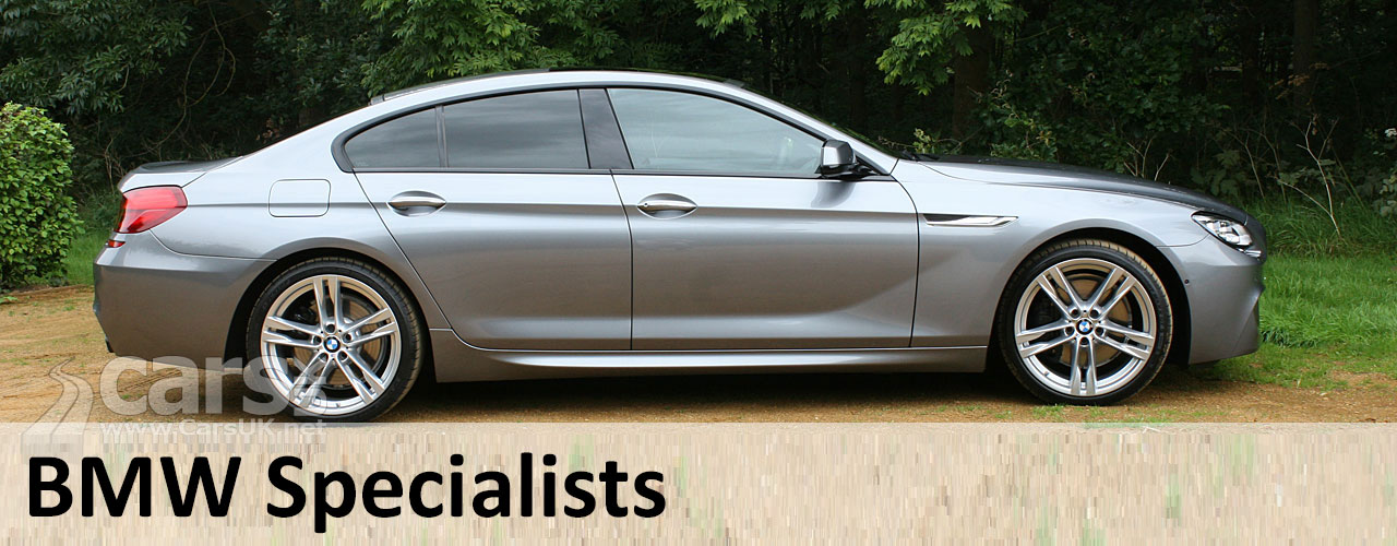 BMW Specialists