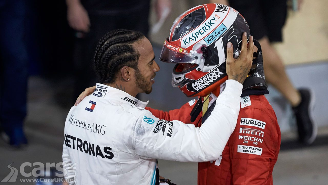 Hamilton WINS Bahrain Grand Prix