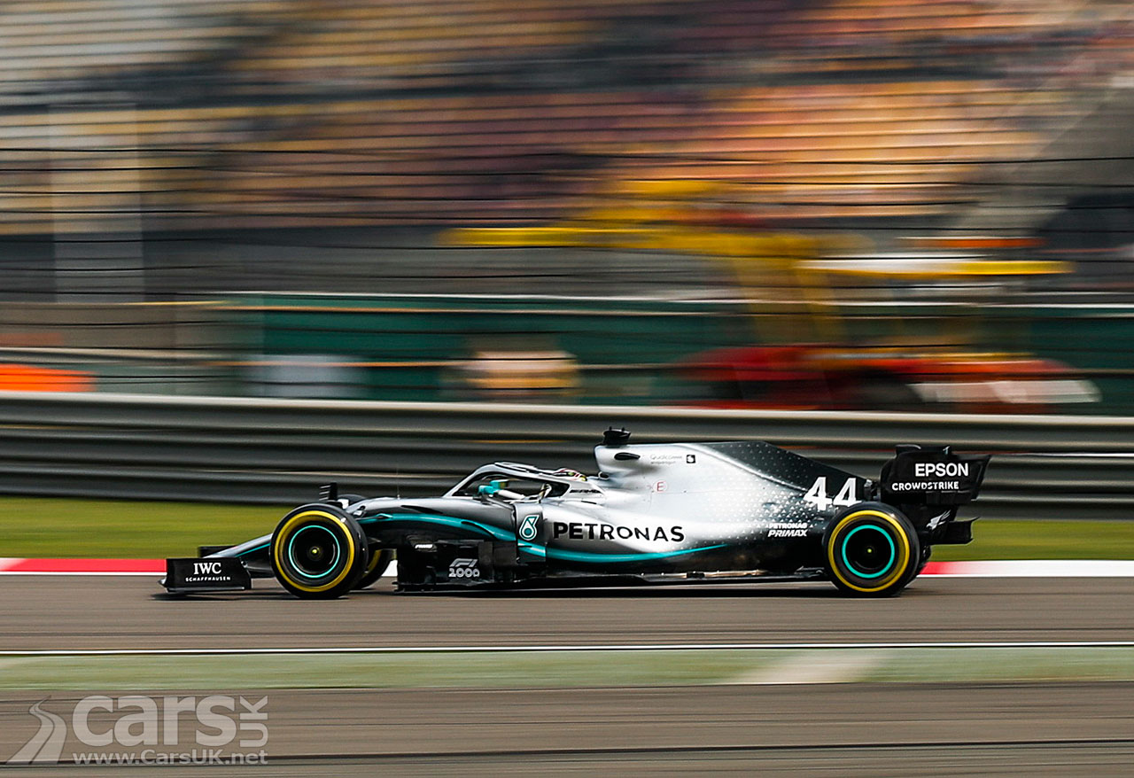 Lewis Hamilton wins 2019 Chinese Grand Prix