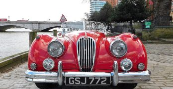 Classic Car number plates can't be 'seen' by ANPR cameras