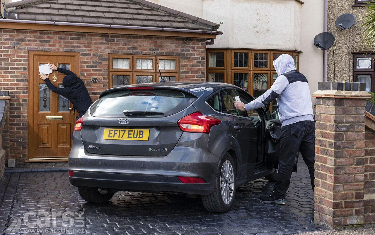 Ford beats car thieves with motion-sensing car key fob