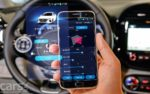 Hyundai shows Smartphone Performance Control for Electric Cars