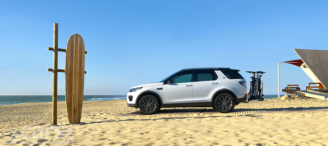 Jaguar Land Rover launches 'THE OUT' to rent a Land Rover Discovery Sport