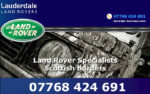 Lauderdale Land Rovers | Land Rover Specialist Scottish Borders