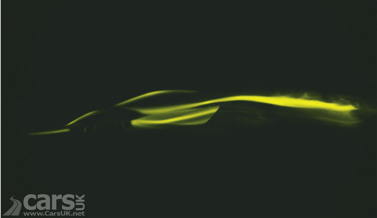 Lotus Type 130 ELECTRIC Hypercar teased