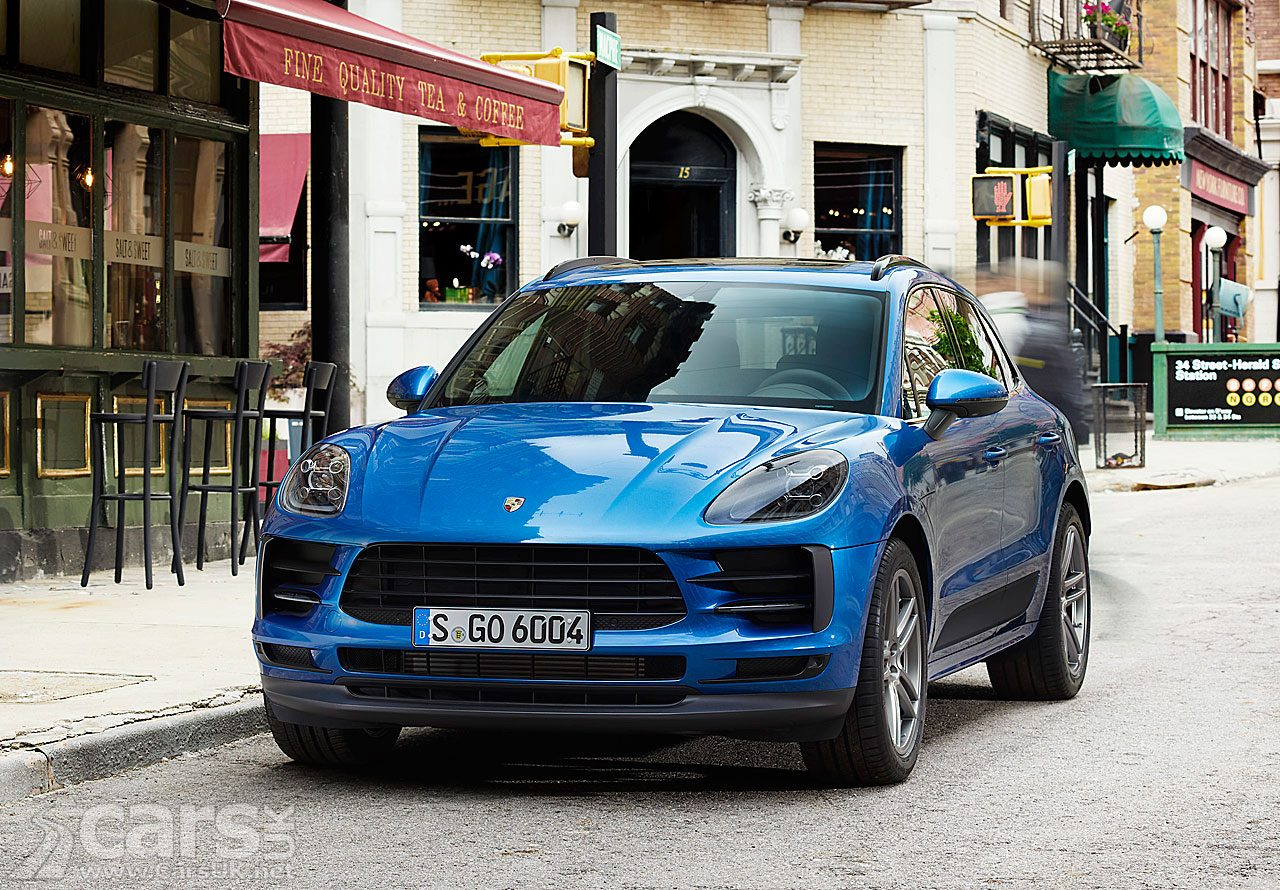 Electric Porsche Macan Coupe and LWB on the cards