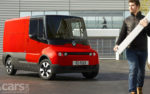 Renault EZ-FLEX is Postman Pat's ELECTRIC future