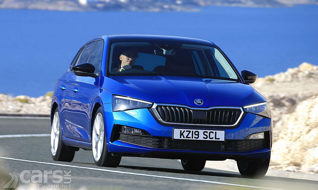 New Skoda Scala officially on sale in the UK
